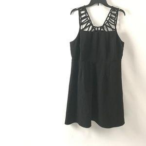 Lane Bryant Women's Fit & Flare Tank Dress Size 18
